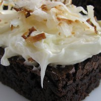 Choconut Brownie